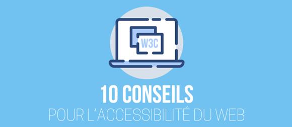 10 Conseils pour l'accessibilité du web
