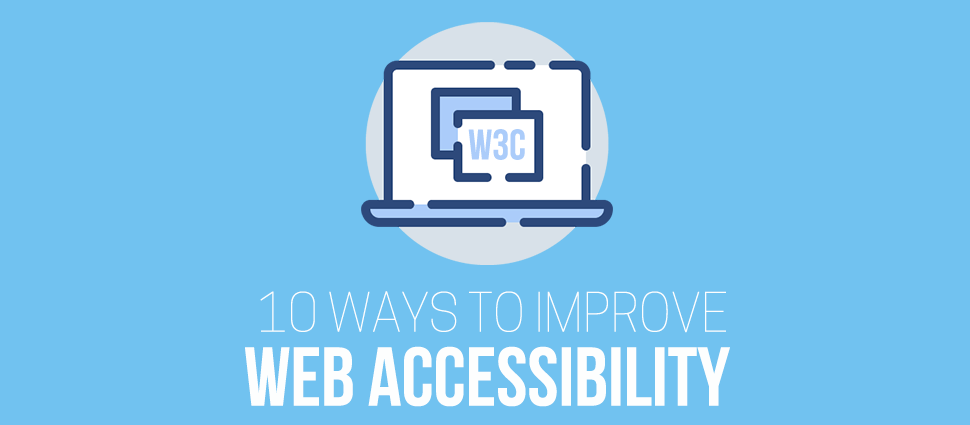 10 Ways to Improve Web Accessibility