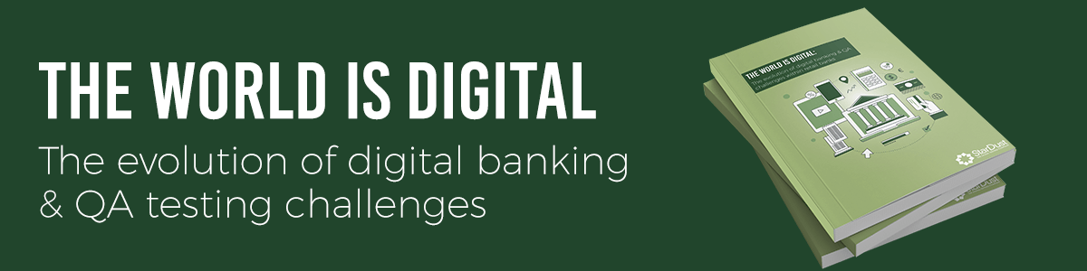 White paper QA testing challenges within in digital banking
