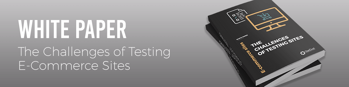 The challenges of testing e-commerce sites white paper