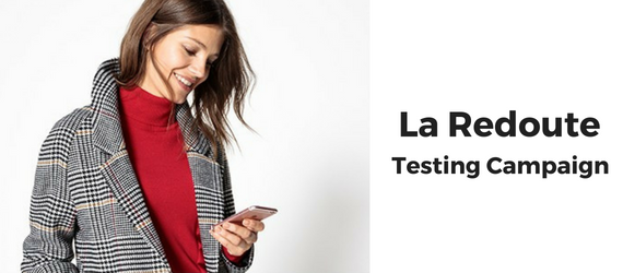 How La Redoute Ran a Test Campaign to Increase their Profitability