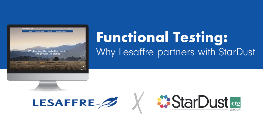 Functional Testing: Why Lesaffre partners with StarDust
