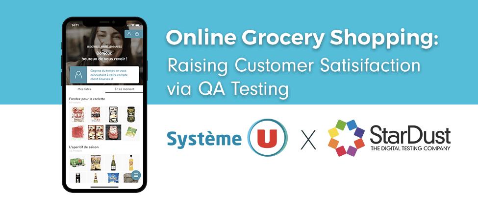 Online Grocery Shopping: Raising Customer Satisfaction via QA Testing