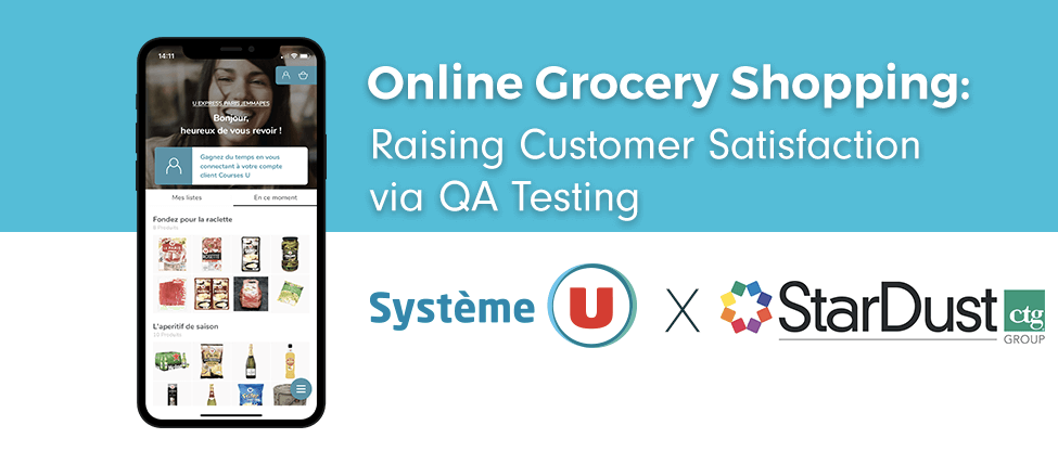 Online Grocery Shopping: Raising Customer Satisfaction via QA Testing