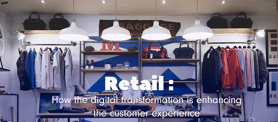 How the digital transformation is enhancing the customer experience