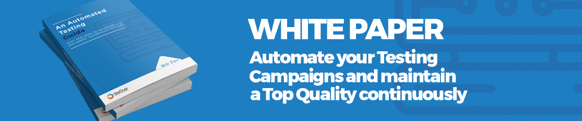 White paper on Automated Testing