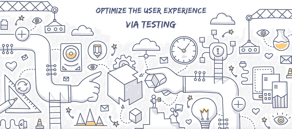 Why you should optimise the user experience via testing